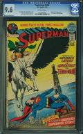 Bronze Age (1970-1979):Superhero, Superman #249 (DC, 1972) CGC NM+ 9.6 Off-white pages.