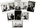 Political:Small Paper (1896-present), John F. Kennedy and Family Members: Jacques Lowe Photographs.... (Total: 39 Items)