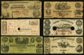 Obsoletes By State:Mixed States, MX - Lot of 92 Lesser Condition, Depression Scrip, Coupons and Covers.. ... (Total: 92 items)