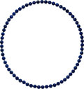 Estate Jewelry:Necklaces, Lapis Lazuli Necklace. ...