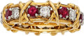 Estate Jewelry:Rings, Ruby, Diamond, Platinum, Gold Ring, Schlumberger for Tiffany &Co.. ...