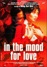 """In the Mood for Love (Lucky Red, 2000). Italian 2 - Fogli (38.5"""" X 54.25""""). Foreign"""