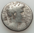 Ancients:Roman Provincial , Ancients: SYRIA. Antioch. Augustus (27 BC-AD 14). AR tetradrachm(13.28 gm). Good Fine...