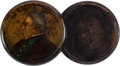 Political:3D & Other Display (pre-1896), Zachary Taylor: Presidential Snuff Box....