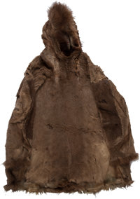 Admiral Richard E. Byrd: His Personal Seal-Fur Parka with Hood
