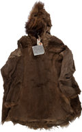 Explorers, Admiral Richard E. Byrd: His Personal Seal-Fur Parka with Hood. ...