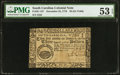 Colonial Notes:South Carolina, South Carolina December 23, 1776 $3 PMG About Uncirculated 53 EPQ.. ...