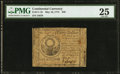 Continental Currency May 10, 1775 $30 PMG Very Fine 25