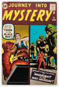 Silver Age (1956-1969):Horror, Journey Into Mystery #74 (Marvel, 1961) Condition: VG/FN....