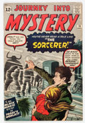 Silver Age (1956-1969):Horror, Journey Into Mystery #78 (Marvel, 1962) Condition: FN+....