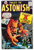 Silver Age (1956-1969):Horror, Tales to Astonish #20 (Marvel, 1961) Condition: FN+....