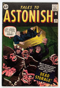 Silver Age (1956-1969):Horror, Tales to Astonish #33 (Marvel, 1962) Condition: VG/FN....