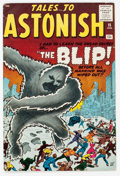 Silver Age (1956-1969):Horror, Tales to Astonish #15 (Marvel, 1961) Condition: FN+....