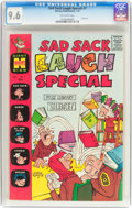 Silver Age (1956-1969):Humor, Sad Sack Laugh Special #7 (Harvey, 1961) CGC NM+ 9.6 Off-white pages....