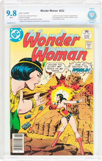 Wonder Woman #232 (DC, 1977) CBCS NM/MT 9.8 White pages