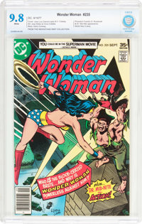 Wonder Woman #235 (DC, 1977) CBCS NM/MT 9.8 White pages