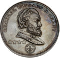 Political:Tokens & Medals, Ulysses S. Grant: Silver Tomb Dedication Medal by Tiffany....