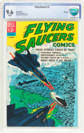 Silver Age (1956-1969):Science Fiction, Flying Saucers #3 File Copy (Dell, 1967) CBCS NM+ 9.6 White pages....