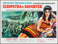 "Movie Posters:Adventure, Cleopatra's Daughter (Mondial Films, 1963). British Quad (30"" X40""). Adventure.. ..."
