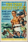 """Movie Posters:Adventure, Two Years Before the Mast (Paramount, 1946). One Sheet (27"""" X 41"""").Adventure.. ..."""