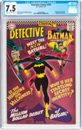 Silver Age (1956-1969):Superhero, Detective Comics #359 (DC, 1967) CGC VF- 7.5 Cream to off-white pages....