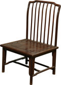 Furniture , A Chinese Rosewood Chair, 20th century. 36 h x 22 w x 19-1/4 d inches (91.4 x 55.9 x 48.9 cm). ...