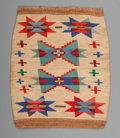 American Indian Art:Baskets, A Plateau Twined Cornhusk Bag. c. 1930...