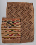American Indian Art:Beadwork and Quillwork, Two Plateau Cornhusk Bags. ... (Total: 2 Items)