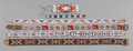 American Indian Art:Beadwork and Quillwork, Six Great Lakes Beaded Items... (Total: 6 )