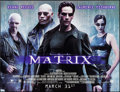 """Movie Posters:Science Fiction, The Matrix (Warner Brothers, 1999). Subway (46"""" X 60"""") SS Advance.Science Fiction.. ..."""