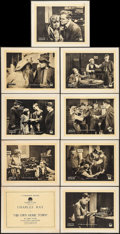 """Movie Posters:Drama, His Own Home Town (Paramount, 1918). Lobby Card Set of 9 (11"""" X14""""). Drama.. ... (Total: 9 Items)"""