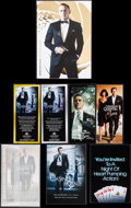 "Movie Posters:James Bond, Skyfall & Others Lot (MGM, 2012). The British Royal World Premiere Program (92 Pages, 8.25"" X 11.75""), Charity Programs (20)... (Total: 36 Items)"