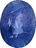 Estate Jewelry:Unmounted Gemstones, Unmounted Burma Color-Change Sapphire. ...