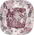 Estate Jewelry:Unmounted Diamonds, Unmounted Purple-Pink Diamond. ...