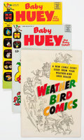 Silver Age (1956-1969):Humor, Baby Huey, the Baby Giant Plus File Copy Short Box Group (Harvey, 1958-72) Condition: Average NM-....