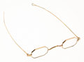 Estate Jewelry:Other, Gold Eye Glasses. . ...