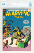 Silver Age (1956-1969):Horror, Alarming Tales #4 File Copy (Harvey, 1958) CBCS VF/NM 9.0 Off-whiteto white pages....