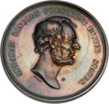 Political:Tokens & Medals, Abraham Lincoln: U. S. Mint Silver Emancipation Medal....