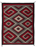American Indian Art:Weavings, A Navajo Regional Rug. Klagetoh...