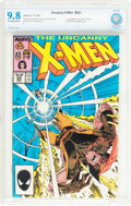 Modern Age (1980-Present):Superhero, X-Men #221 (Marvel, 1987) CBCS NM/MT 9.8 Off-white to whitepages....