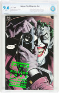 Modern Age (1980-Present):Superhero, Batman: The Killing Joke #nn First Printing (DC, 1988) CBCS NM+ 9.6White pages....