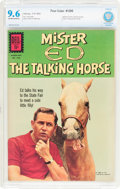 Silver Age (1956-1969):Humor, Four Color #1295 Mister Ed the Talking Horse (Dell, 1962) CBCS NM+ 9.6 Off-white to white pages....
