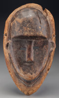 Tribal Art, UNIDENTIFIED ETHNIC CULTURE, Central or East Africa . Mask ...
