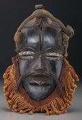 Tribal Art, BETE, Ivory Coast . Male Mask...