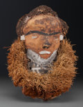Tribal Art, PENDE, Democratic Republic of the Congo. Male Mask . ... (Total: 2Items)