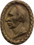 Political:Tokens & Medals, Henry Clay: A Very Rare Oval Shell....