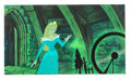Animation Art:Production Cel, Sleeping Beauty Princess Aurora/Briar Rose Production Cel(Walt Disney, 1959)....