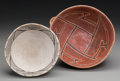 American Indian Art:Pottery, Two Anasazi Bowls. ... (Total: 2 Items)