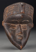 Tribal Art, BASSA, Liberia. Mask ...