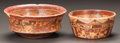 Pre-Columbian:Ceramics, Two Maya Painted Bowls. ... (Total: 2 )